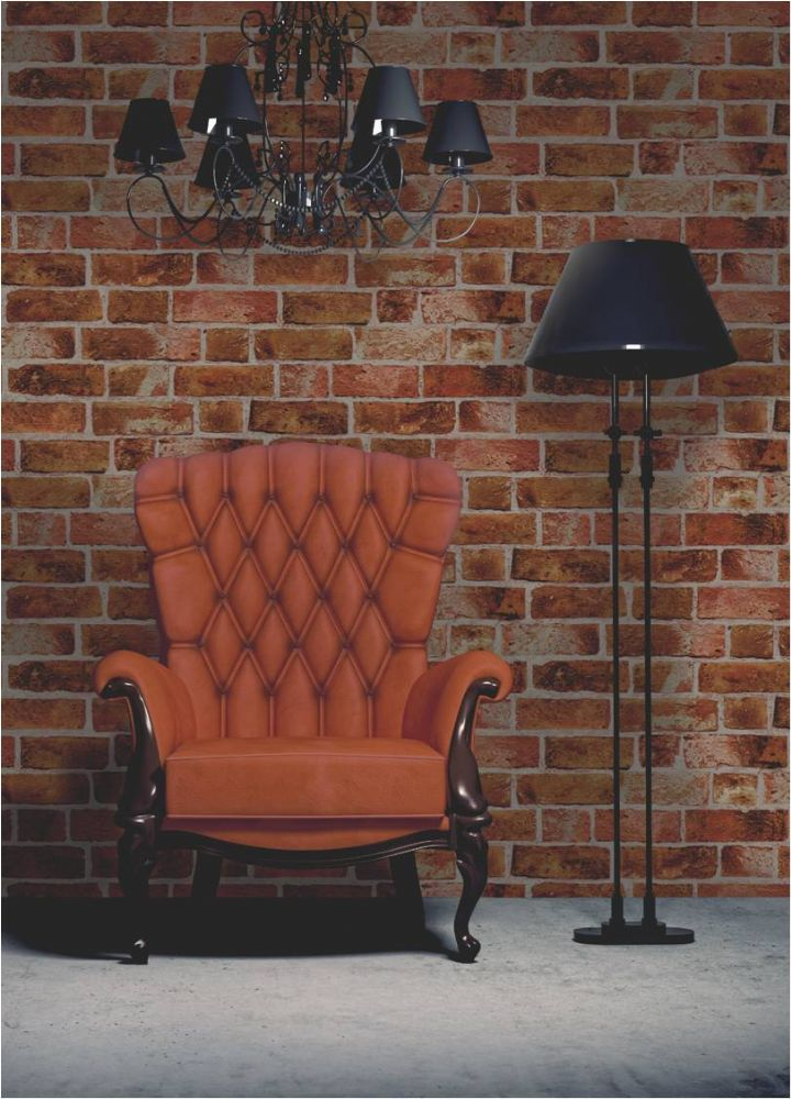 Fine Decor Distinctive Brick FD31045 Wallpaper